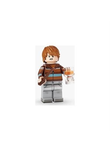 Lego Lego Minifigür - Harry Şotter Seri 2 - 71028 - Ron Weasley Renkli